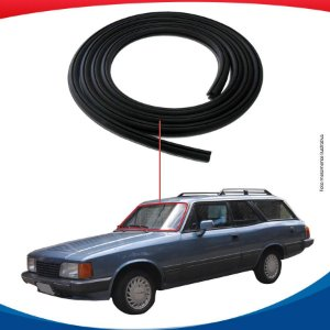 Borracha Parabrisa Chevrolet Opala Caravan Std 91/...
