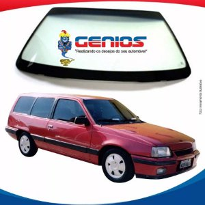 Parabrisa Chevrolet Ipanema 89/99 MENEDIN