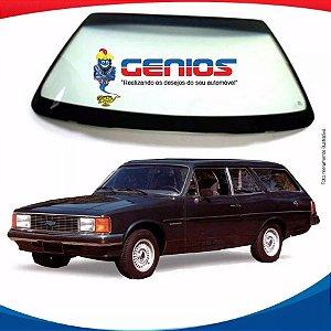 Parabrisa Chevrolet Opala Caravan 74/91Vidro Dianteiro