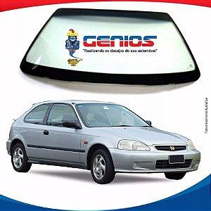 Parabrisa Honda Civic Hatch 96/00 Vidro Dianteiro
