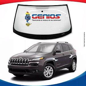 Parabrisa Jeep Cherokee 16/... Vidro Dianteiro Sem Sensor