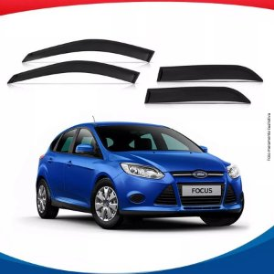 Calha Chuva Ford Focus Hatch 14/... 4 Portas