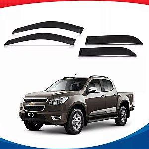 Calha Chevrolet S-10 4 Portas 12/...