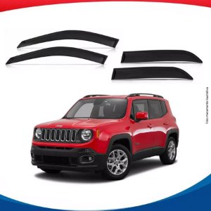 Calha Jeep Renegade 4 Portas