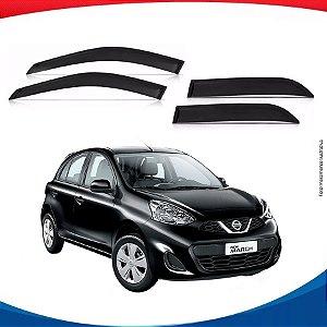 Calha Nissan New March 4 Portas 14/...