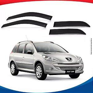 Calha de Chuva Peugeot 207 SW 4 Portas 00/...