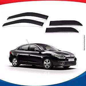 Calha de Chuva Renault Fluence 4 Portas
