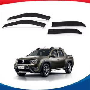 Calha de Chuva Renault Oroch 4 Portas