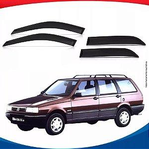 Calha de Chuva Fiat Elba 4 Portas 85/09
