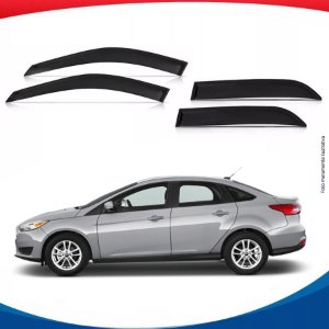 Calha Chuva Ford Focus 4 Portas 14/...