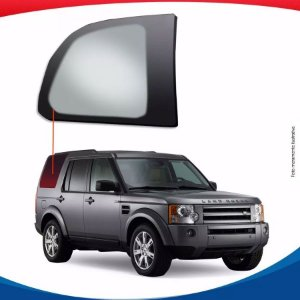 Janela Fixa Traseira Lado Direito Land Rover Discovery 3 4 Portas 05/09