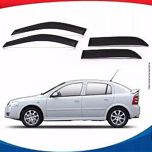 Calha Chuva Chevrolet Astra Hatch 4 Portas 03/...