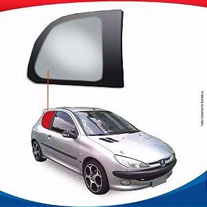 Janela Móvel Traseira Lado Direito Peugeot 206 99/08