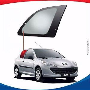 Janela Móvel Traseira Lado Direito Peugeot 207 09/14