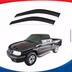 Calha de Chuva Chevrolet S-10 Cabine Simples 96/06