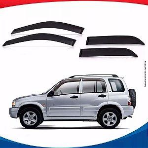 Calha de Chuva Chevrolet Tracker .../98