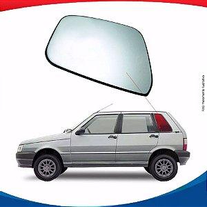 Vidro Óculos Traseiro Lado Esquerdo Fiat Uno