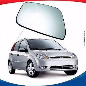 Vidro Óculos Traseiro Lado Direito Ford Fiesta Amazon Hatch