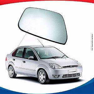 Vidro Óculos Traseiro Lado Direito Ford Fiesta Amazon Sedan