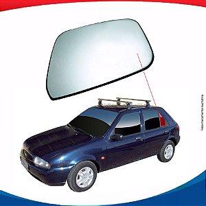 Vidro Óculos Traseiro Lado Esquerdo Ford Fiesta 96/01