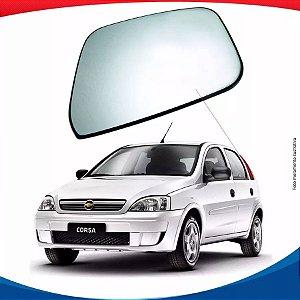 Vidro Óculos Traseiro Lado Esquerdo Corsa II Hatch
