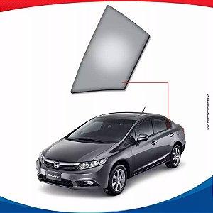 Vidro Óculos Traseiro Esquerdo Porta Honda Civic 13/16