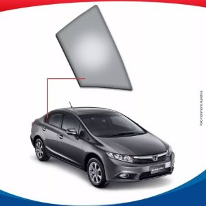 Vidro Óculos Traseiro Direito Porta Honda Civic 13/16