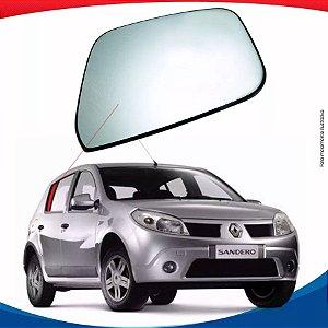 Vidro Óculos Dianteiro Lado Direito Renault Sandero