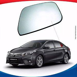 Vidro Óculos Traseiro Esquerdo Toyota Corolla 14/...