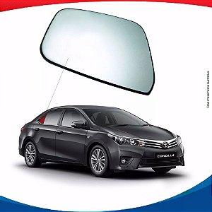 Vidro Óculos Traseiro Direito Toyota Corolla 14/...
