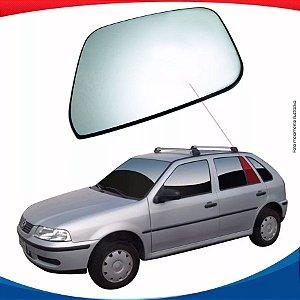 Vidro Óculos Traseiro Lado Esquerdo Porta Vw Gol G3 99