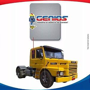 Janela Fixa do Lado Direito para Scania T112 80/00 - vidro Fixo