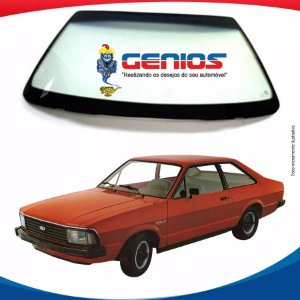 Parabrisa Ford Corcel 2 77/86