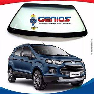 Parabrisa Ford Ecosport 12/16 Vidro Dianteiro Com Sensor Pilkington