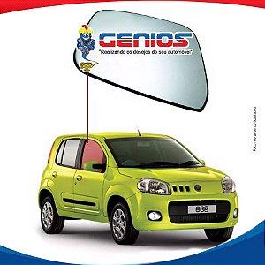 Vidro Porta Dianteira Lado Direito Fiat Uno Vivace 4 Portas 11/16