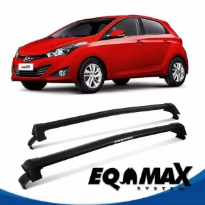 Rack Eqmax HB20 Hatch New Wave 14/17 preto