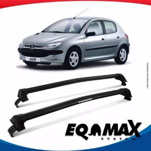 Rack Eqmax New Wave 206 4P 99/14 Preto