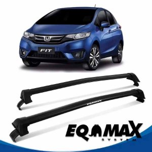 Rack Eqmax New Wave Eqmax Fit Novo 14/15 preto