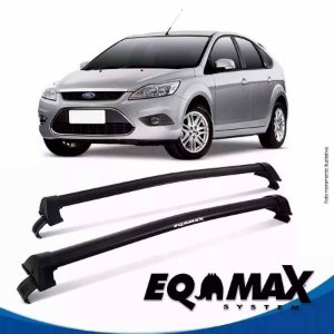 Rack Eqmax Focus Hatch New Wave 4P 03/09 preto
