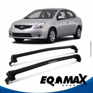 Rack Sentra 4P New Wave 07/15 preto