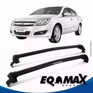 Rack Eqmax New Wave Teto Chevrolet Vectra 06/11 preto