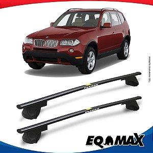 Rack Teto Alpha Aço BMW X3 03/09
