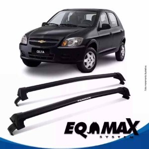 Rack Eqmax Celta 4 Pts New Wave 13/14 preto