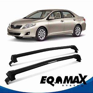 Rack Eqmax Corolla New Wave 09/13 preta