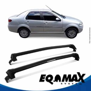 Rack Eqmax Fiat Siena EL New Wave 08/14 preto