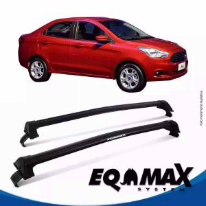 Rack Eqmax Ford ka Sedan New Wave 15/17preto