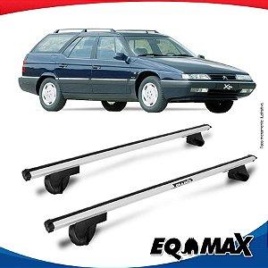 Rack Teto Alpha Aluminio Prata Citroen XM Wagon 92/05