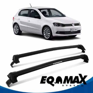 Rack Eqmax VW Gol G6 New Wave 12/14 preto