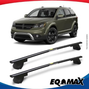 Rack Teto Alpha Aço Dodge Journey 09/14