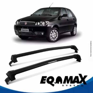 Rack Eqmax Palio Fire New Wave 4P 96/16 preto